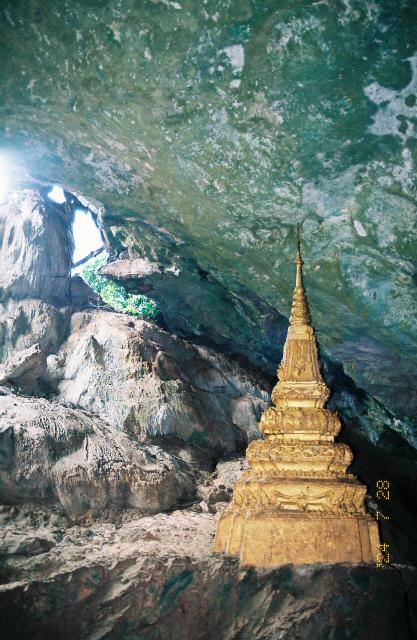 cave-statue